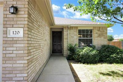 120 BRICKYARD LN, Jarrell, TX 76537 - Photo 1