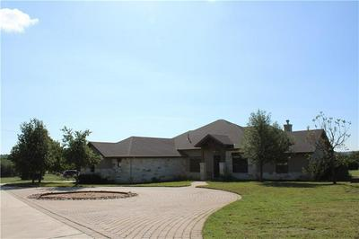 1851 COUNTY ROAD 289, Georgetown, TX 78633 - Photo 1