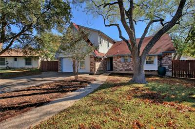 8607 DAWNRIDGE CIR, Austin, TX 78757 - Photo 2