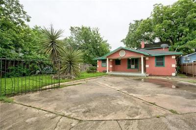 2703 WEBBERVILLE RD, Austin, TX 78702 - Photo 1