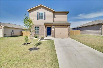 109 BARNEY LN, Jarrell, TX 76537 - Photo 1
