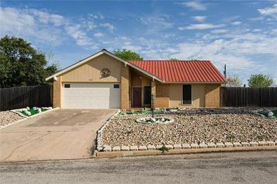 403 E GRANITE ST, LLANO, TX 78643 - Photo 1