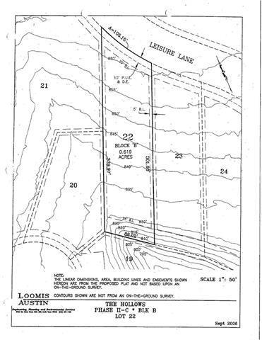 18909 LEISURE LN, Jonestown, TX 78645 - Photo 2