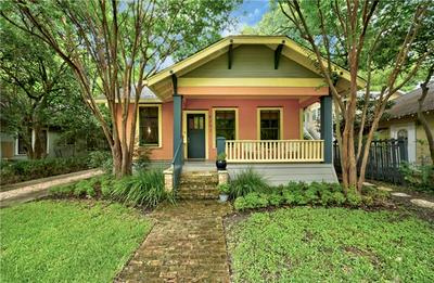 4203 AVENUE B, Austin, TX 78751 - Photo 1
