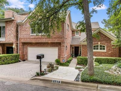 2714 HILLVIEW GREEN LN, Austin, TX 78703 - Photo 1