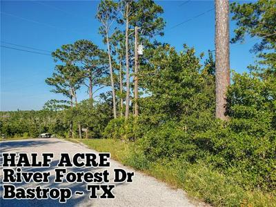 LOT 69 RIVER FOREST DR, Bastrop, TX 78602 - Photo 1