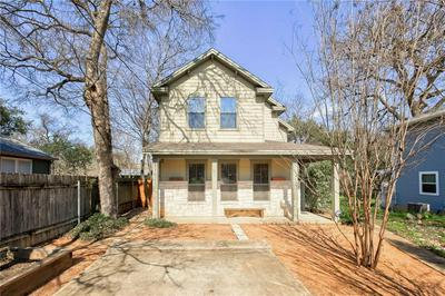 1606 MORGAN LN # A, Austin, TX 78704 - Photo 1