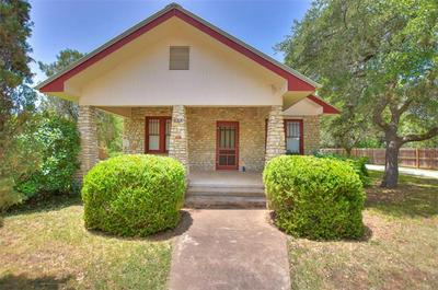 330 HOPEWELL RD, Bertram, TX 78605 - Photo 1