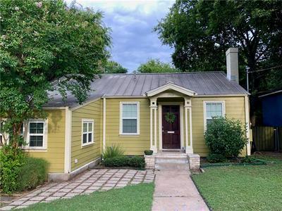 3713 ROBINSON AVE, Austin, TX 78722 - Photo 1