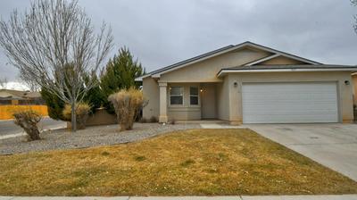 3137 THOREAU MEADOWS DR NE, Rio Rancho, NM 87144 - Photo 1