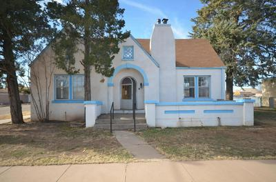 1123 S 3RD ST, TUCUMCARI, NM 88401 - Photo 1
