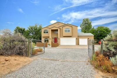 535 ANGEL RD, Corrales, NM 87048 - Photo 1