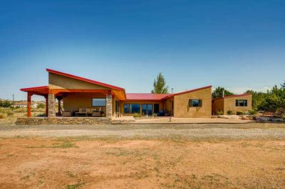 4 RED TAIL RD, Cerrillos, NM 87010 - Photo 1