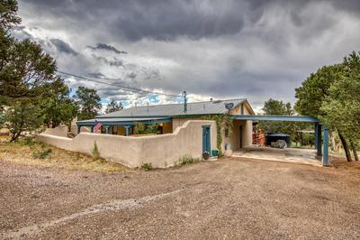 3653 W MARTINEZ RD, Edgewood, NM 87015 - Photo 1