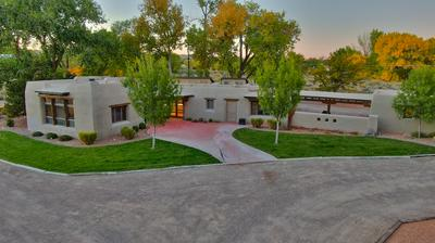 127 MISSION VALLEY RD, Corrales, NM 87048 - Photo 1