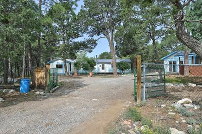 16 PEACOCK SOUTH LANE, Tijeras, NM 87059 - Photo 1