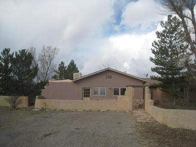 239 HALE RD, STANLEY, NM 87056 - Photo 1