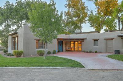 127 MISSION VALLEY RD, Corrales, NM 87048 - Photo 2