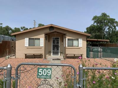 509 JOSEPH ST, Estancia, NM 87016 - Photo 1