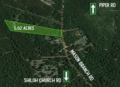 000 MASON BRANCH ROAD, RIDGE SPRING, SC 29129 - Photo 1