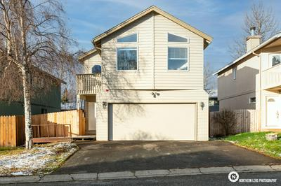 8554 CROSS POINTE LOOP, Anchorage, AK 99504 - Photo 1