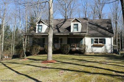 146 TROXELL SPRING RD, Flinton, PA 16640 - Photo 1