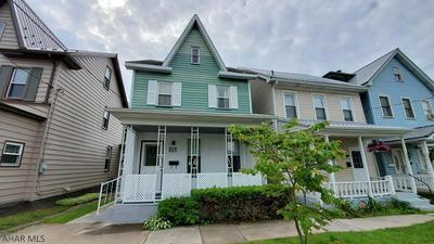 605 N 10TH ST, Bellwood, PA 16617 - Photo 1