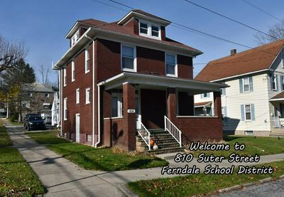 810 SUTER ST, Johnstown, PA 15905 - Photo 1