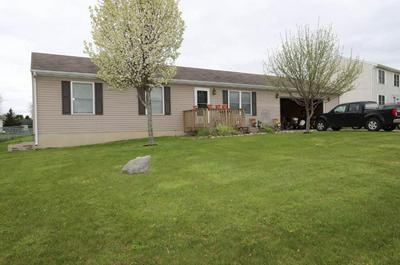 1446 ADAMS ST, Dansville, MI 48819 - Photo 1