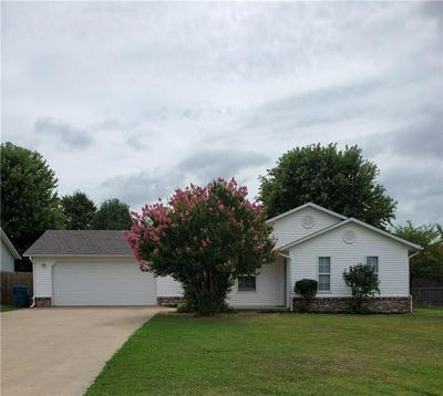 214 PERRY CIR, Gravette, AR 72736 - Photo 1
