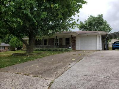 604 DAWN ST, Berryville, AR 72616 - Photo 1