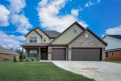 3361 CLEARWATER COVE, SPRINGDALE, AR 72764 - Photo 1