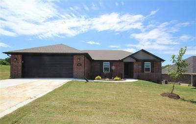 101 MCABEE CT, Gravette, AR 72736 - Photo 1
