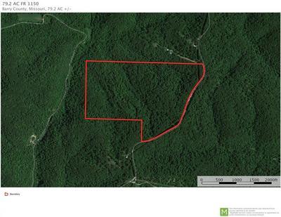 79.2 AC FR 1150 LOT ., Cassville, MO 65625 - Photo 1