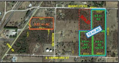 13AC E CRAWFORD & SHANKLES ROAD, Gentry, AR 72734 - Photo 1