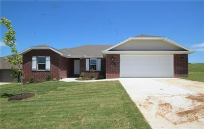 100 MCABEE CT, Gravette, AR 72736 - Photo 1