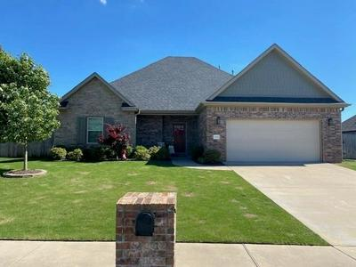 1919 FLORENCE AVE, Lowell, AR 72745 - Photo 1