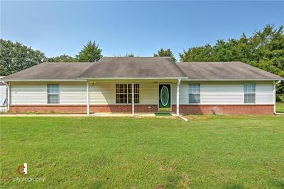 10551 S WEDINGTON BLACKTOP RD, Lincoln, AR 72744 - Photo 1