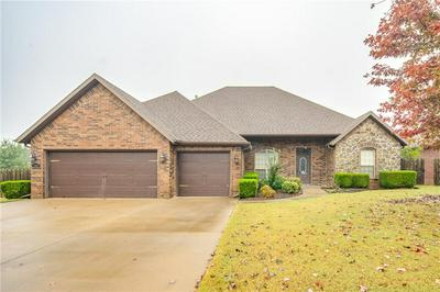 3404 SW CROSSWINDS BLVD, Bentonville, AR 72713 - Photo 1