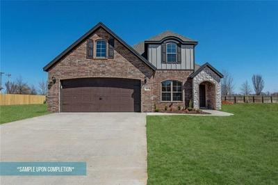 1322 FIFTH AVE, Lowell, AR 72745 - Photo 1