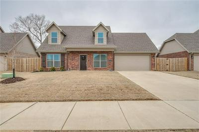 411 W LAUREL AVE, ROGERS, AR 72758 - Photo 1