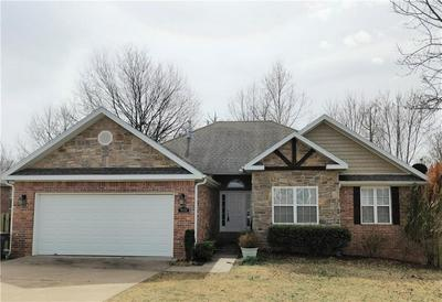 5011 W NEW BRIDGE RD, Fayetteville, AR 72704 - Photo 1