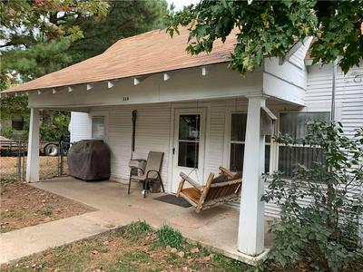 110 N MITCHELL AVE, Lincoln, AR 72744 - Photo 2