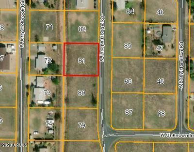18604 S JOSEPH HODGE RD # 81, Peeples Valley, AZ 86332 - Photo 1