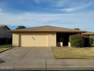 636 LEISURE WORLD, Mesa, AZ 85206 - Photo 1