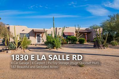 1830 E LA SALLE RD, Phoenix, AZ 85086 - Photo 1