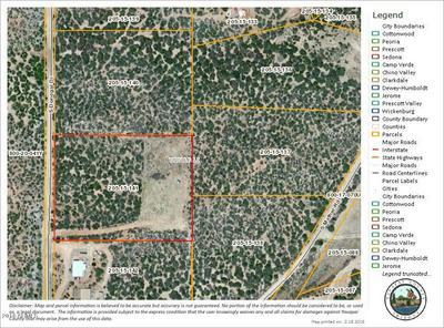 8385 S DONEGAL DR, Wilhoit, AZ 86332 - Photo 1