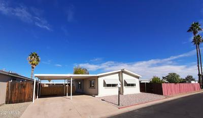 10951 N 91ST AVE LOT 132, Peoria, AZ 85345 - Photo 1
