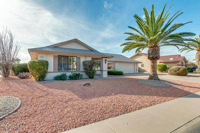13803 W FRANCISCAN DR, Sun City West, AZ 85375 - Photo 1