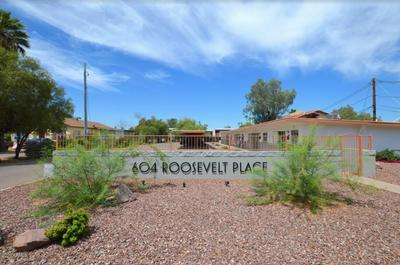 604 S ROOSEVELT ST APT 6, Tempe, AZ 85281 - Photo 1
